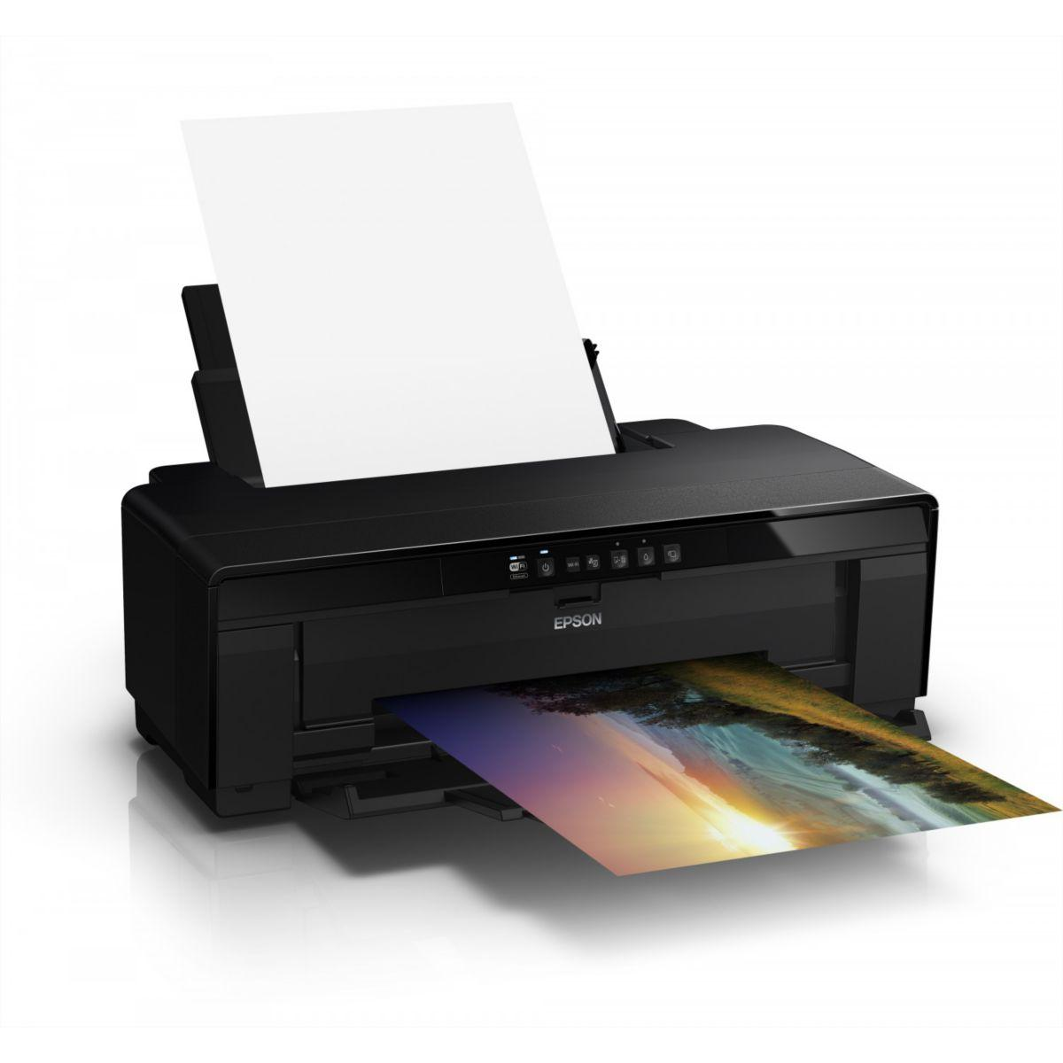 Imprimante monofonction jet d'encre epson sc-p400 (photo)