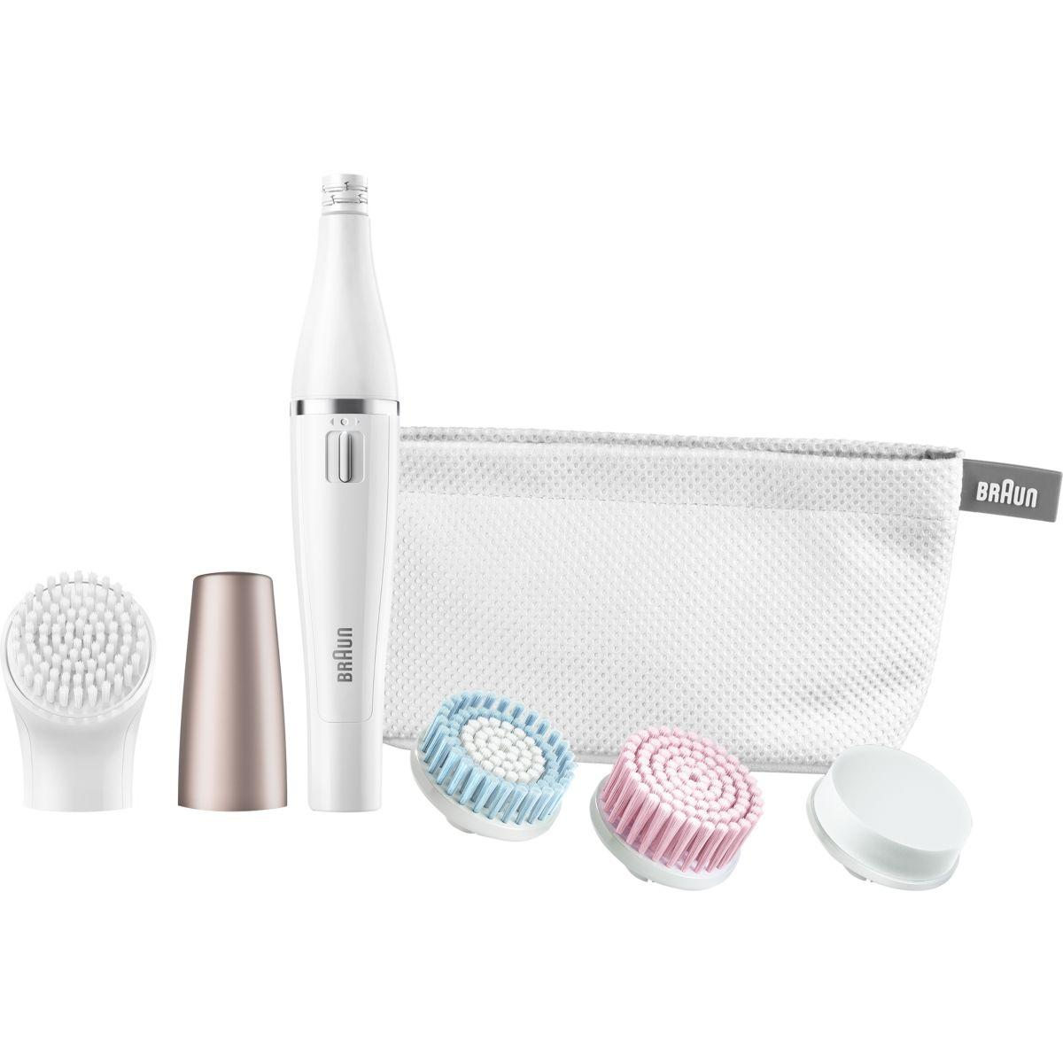 Brosse braun brosse visage face se810 (photo)