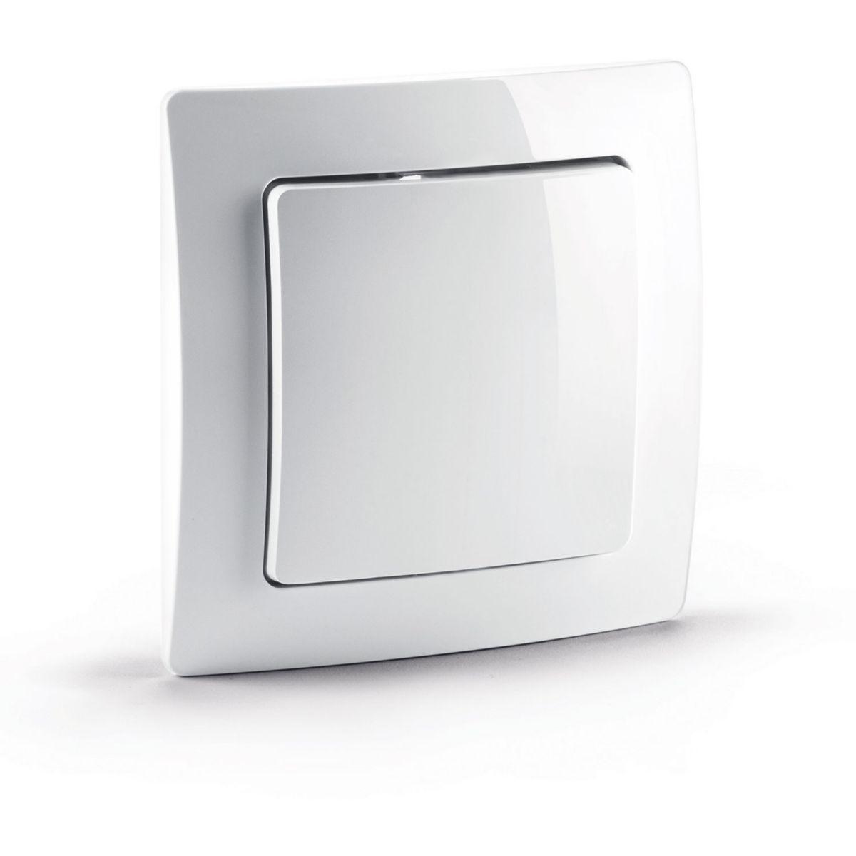 Interrupteur connect� devolo interrupteur intelligent - 20% de remise imm�diate avec le code : school20 (photo)