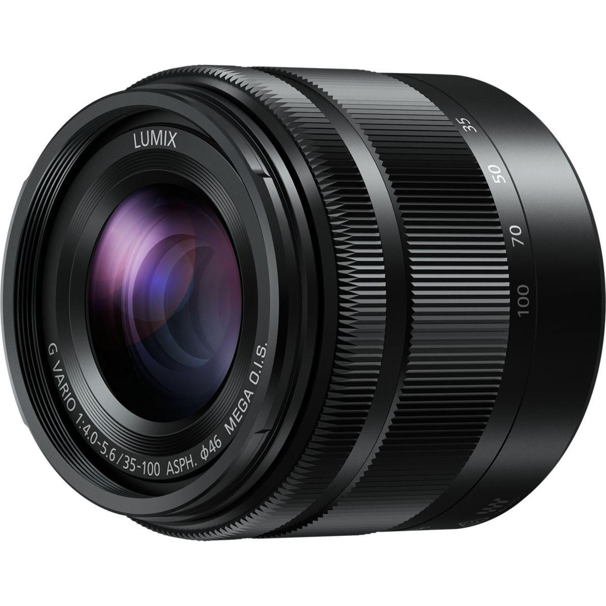Objectif panasonic 45-150mm f/4.0-5.6 asph. - livraison offerte : code liv