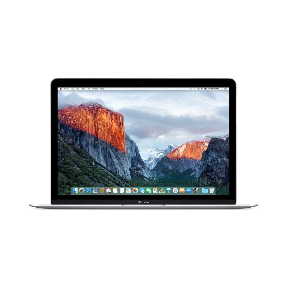 Apple macbook new 12 512go argent 1.2ghz 8go - soldes et bons plans