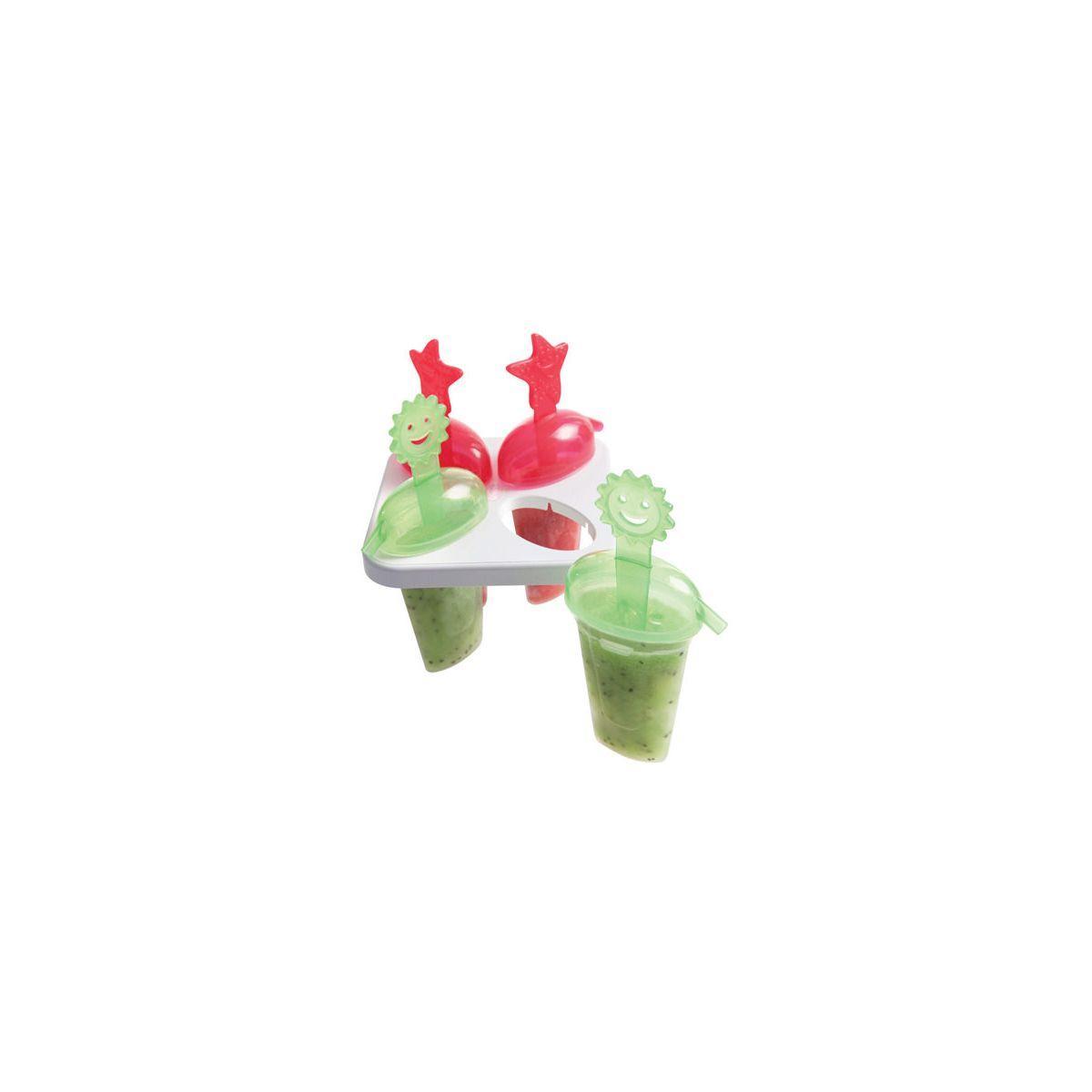 Moule ? glaces atelier cuisine 4 empreintes