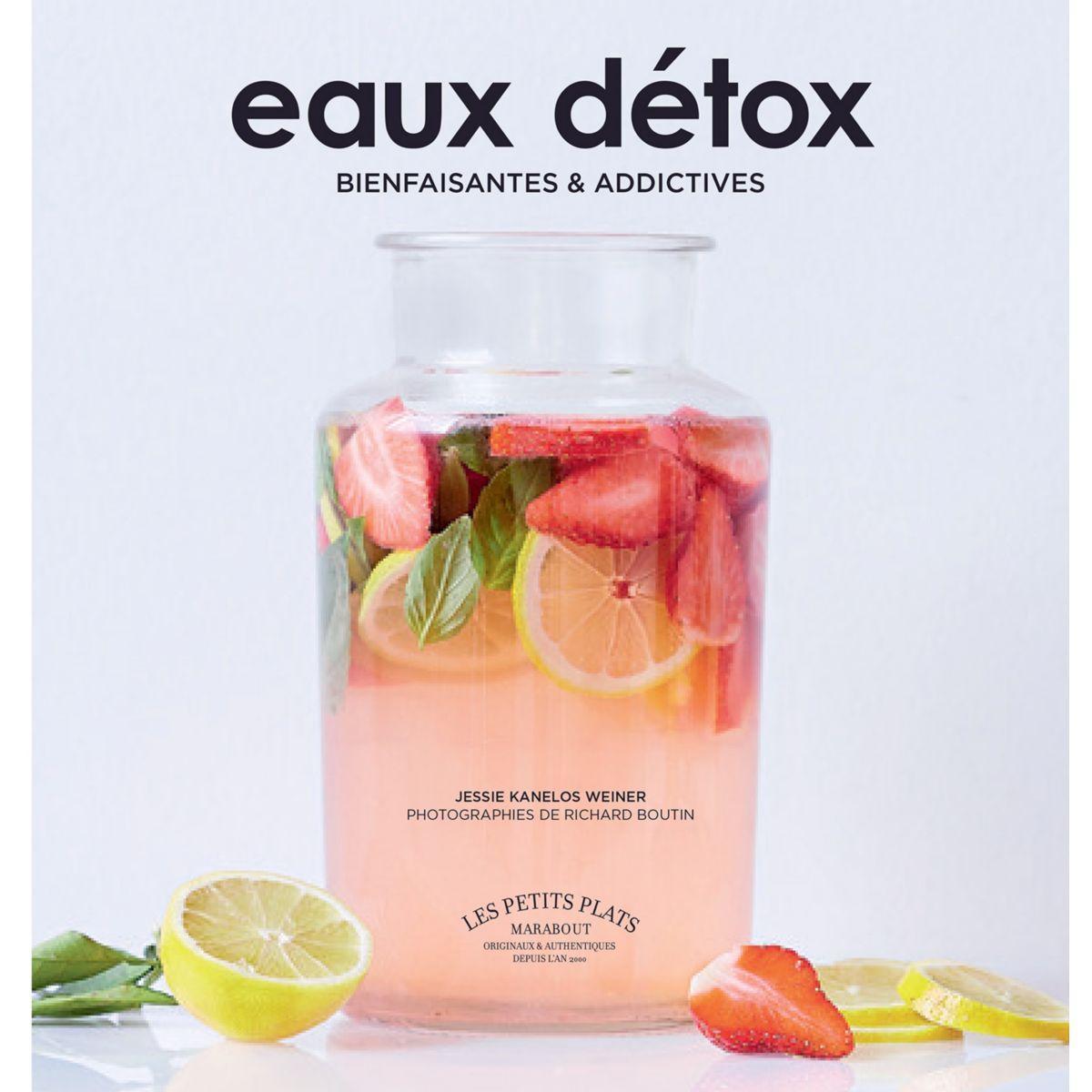 Livre marabout eau detox - la sélection webdistrib.com (photo)