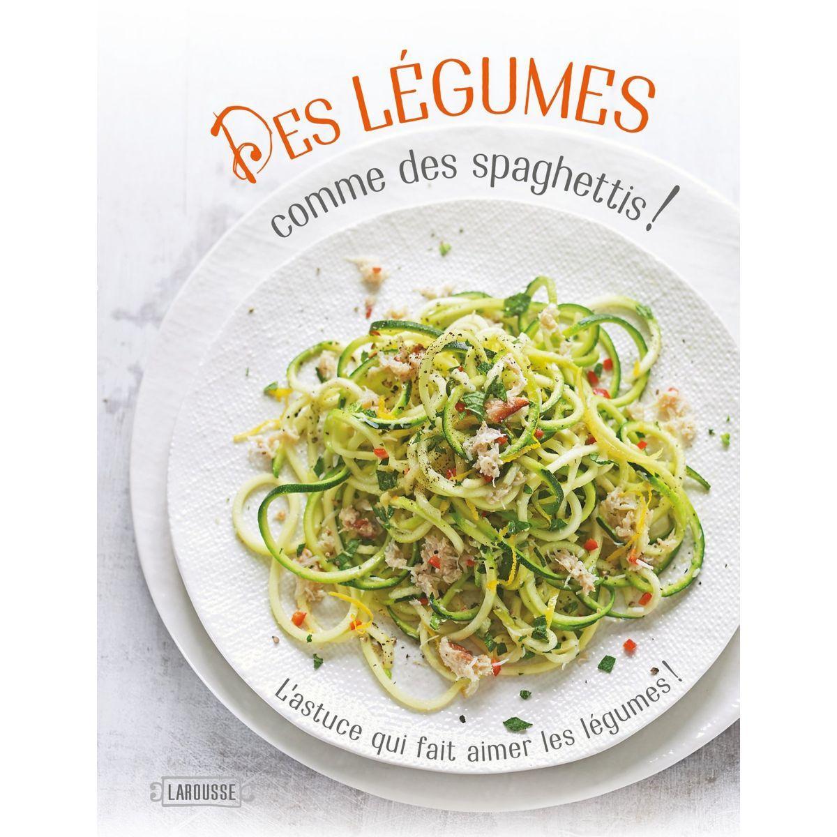 Livre larousse des légumes comme des spa - la sélection webdistrib.com (photo)