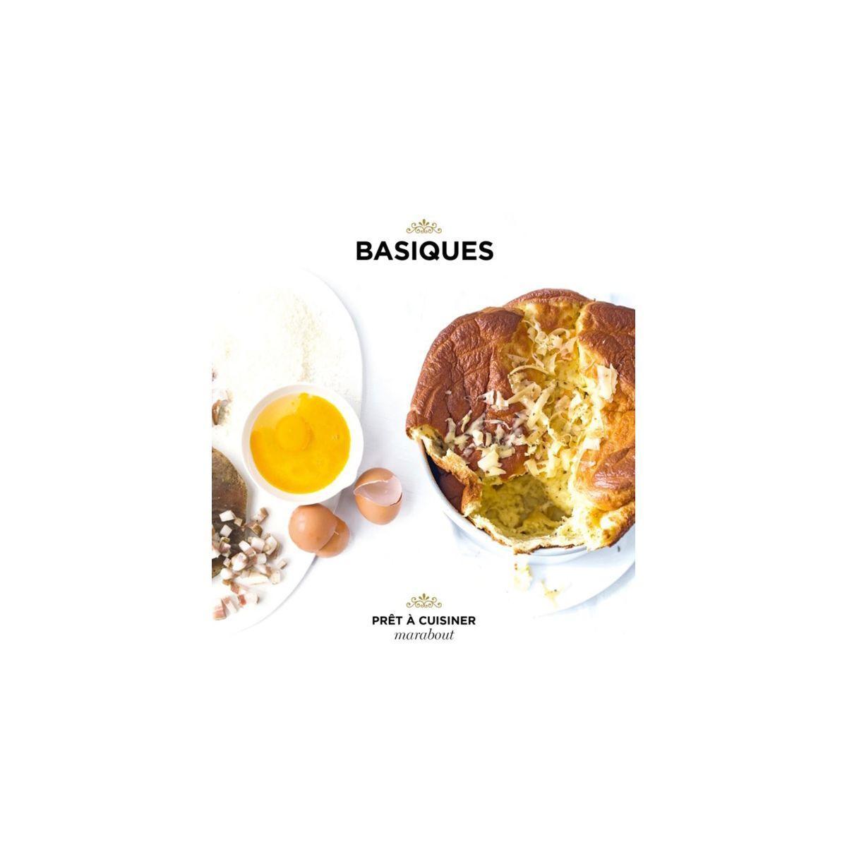 Livre marabout basiques prets a cuisiner - la sélection webdistrib.com (photo)