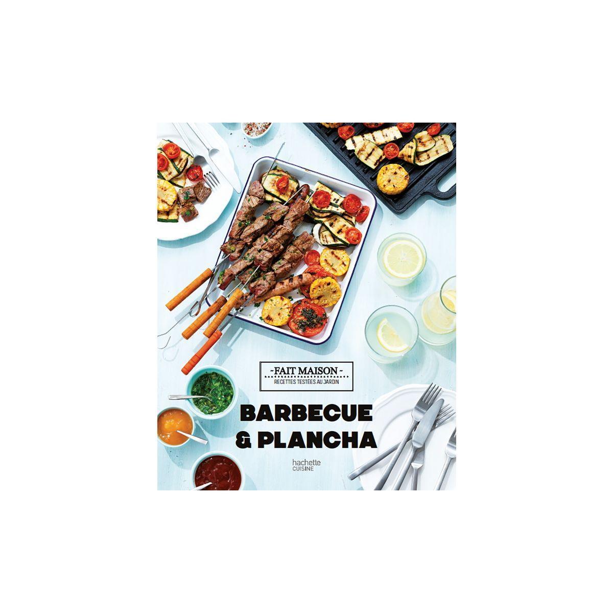 Livre hachette barbecue et plancha - la sélection webdistrib.com (photo)