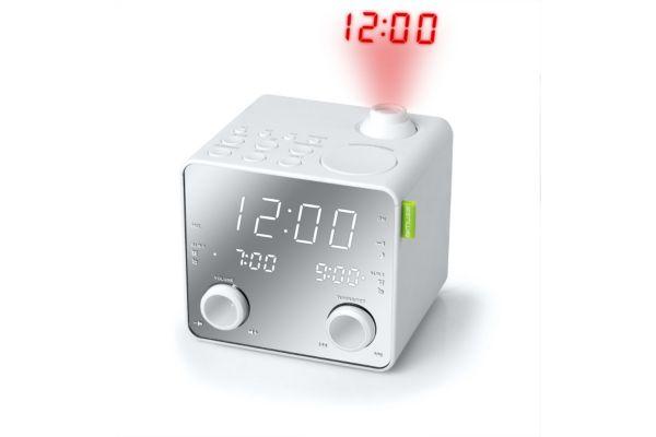 Radio-réveil muse m-189 pmr gris - 15% de remise immédiate avec le code : multi15 (photo)