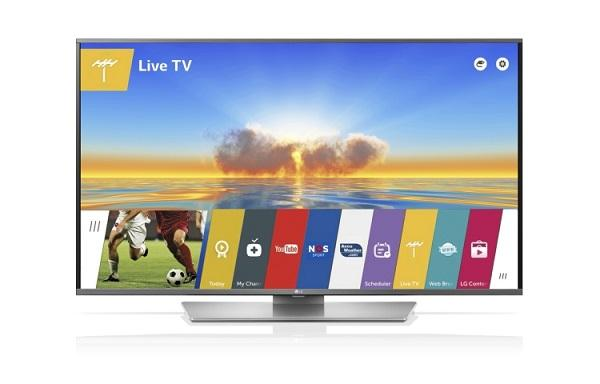 Pack promo tv lg 43lf632v + support tv vogel