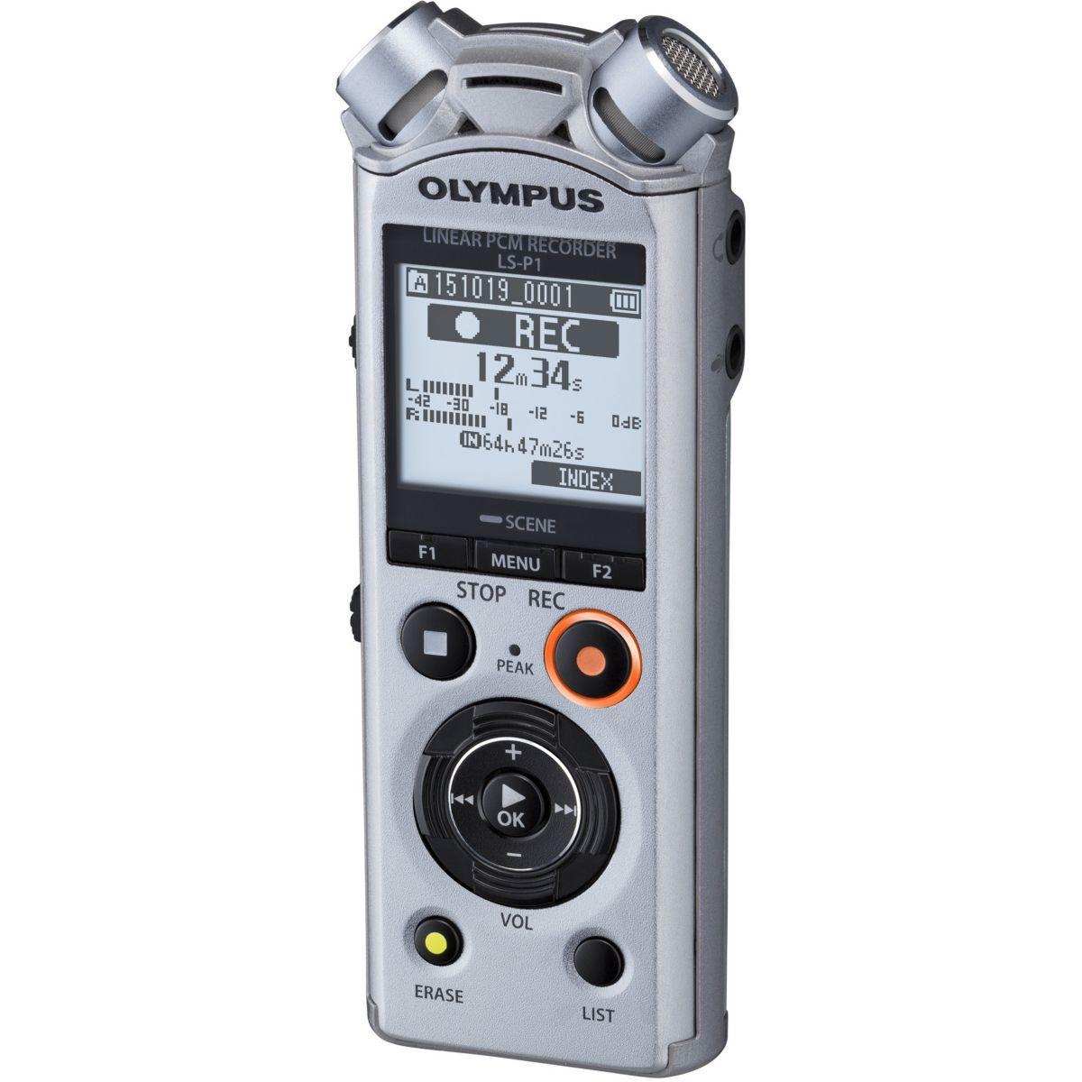 Dictaphone olympus ls-p1 - 15% de remise immédiate avec le code : multi15 (photo)