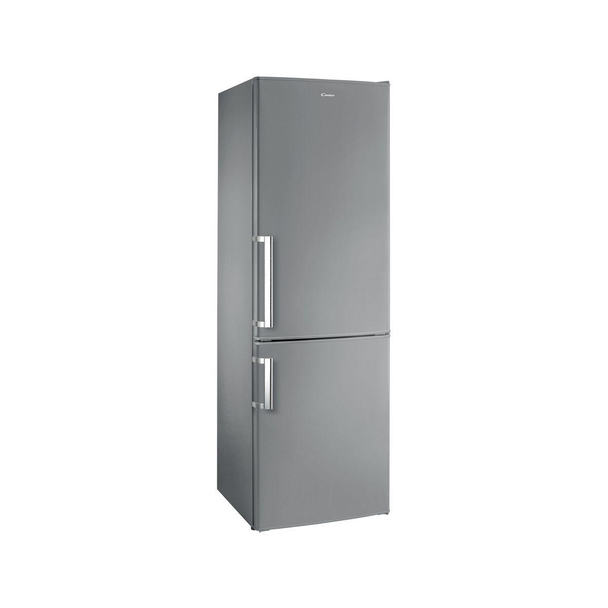 Réfrigérateur congélateur en bas candy ccbs5172xh - notre selection (photo)