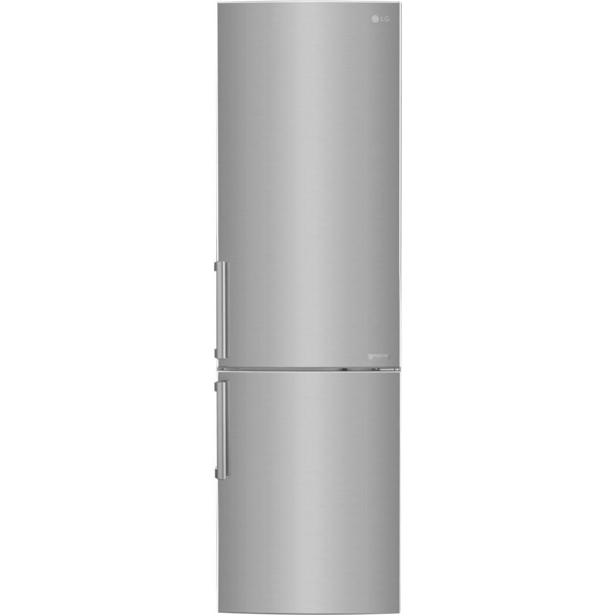 Réfrigérateur congélateur en bas lg gb6348bps - la sélection de l'équipe (photo)