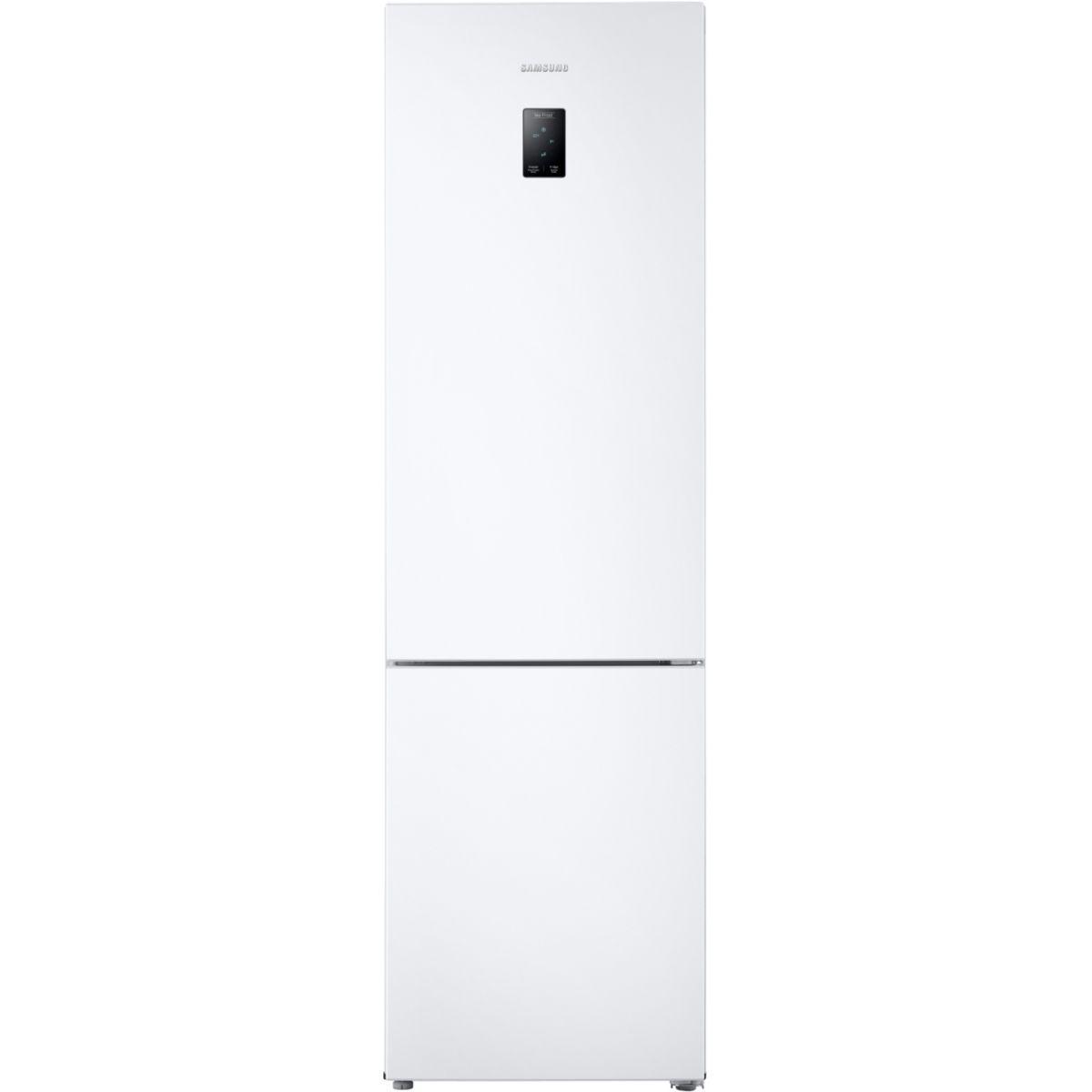 Réfrigérateur congélateur en bas samsung rb3ej5200ww - soldes et bonnes affaires à prix imbattables