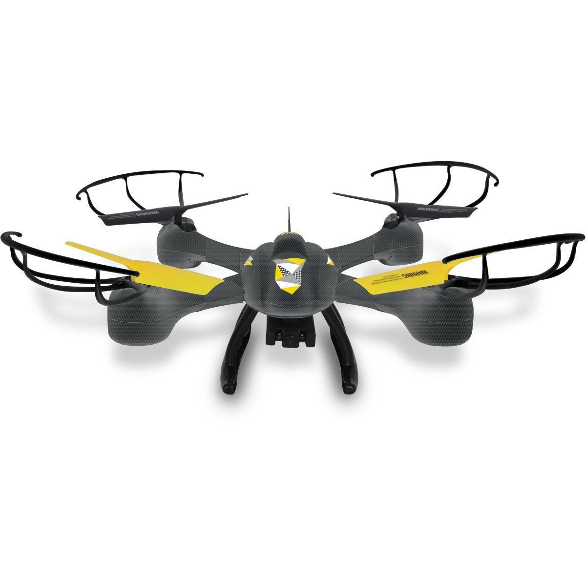 Drone mondo motors ultradrone r/c x40.0 vr mask + c wi fi - 7% de remise immédiate avec le code : fete7 (photo)