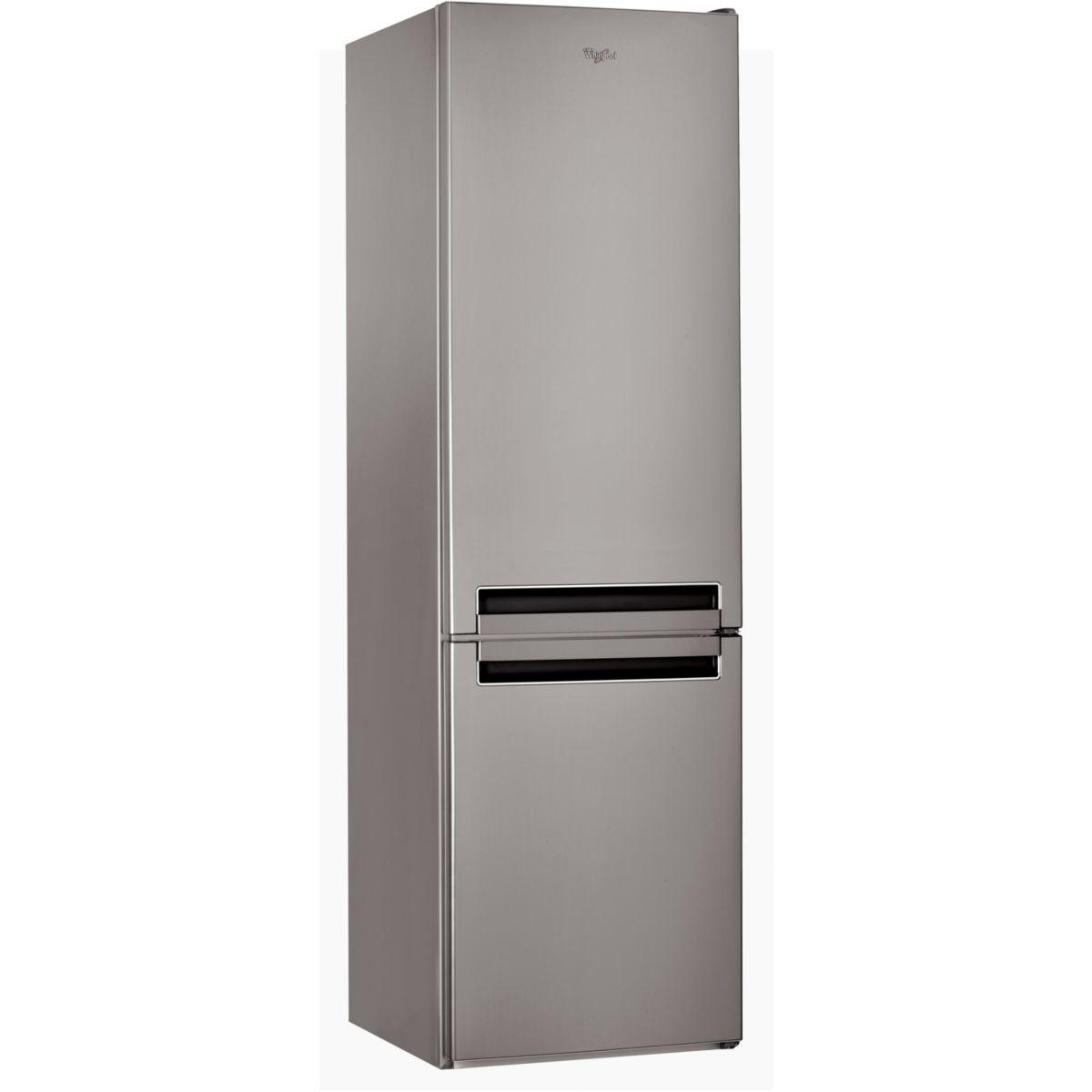 Réfrigérateur congélateur en bas whirlpool ex bsnf9151ox - notre selection (photo)