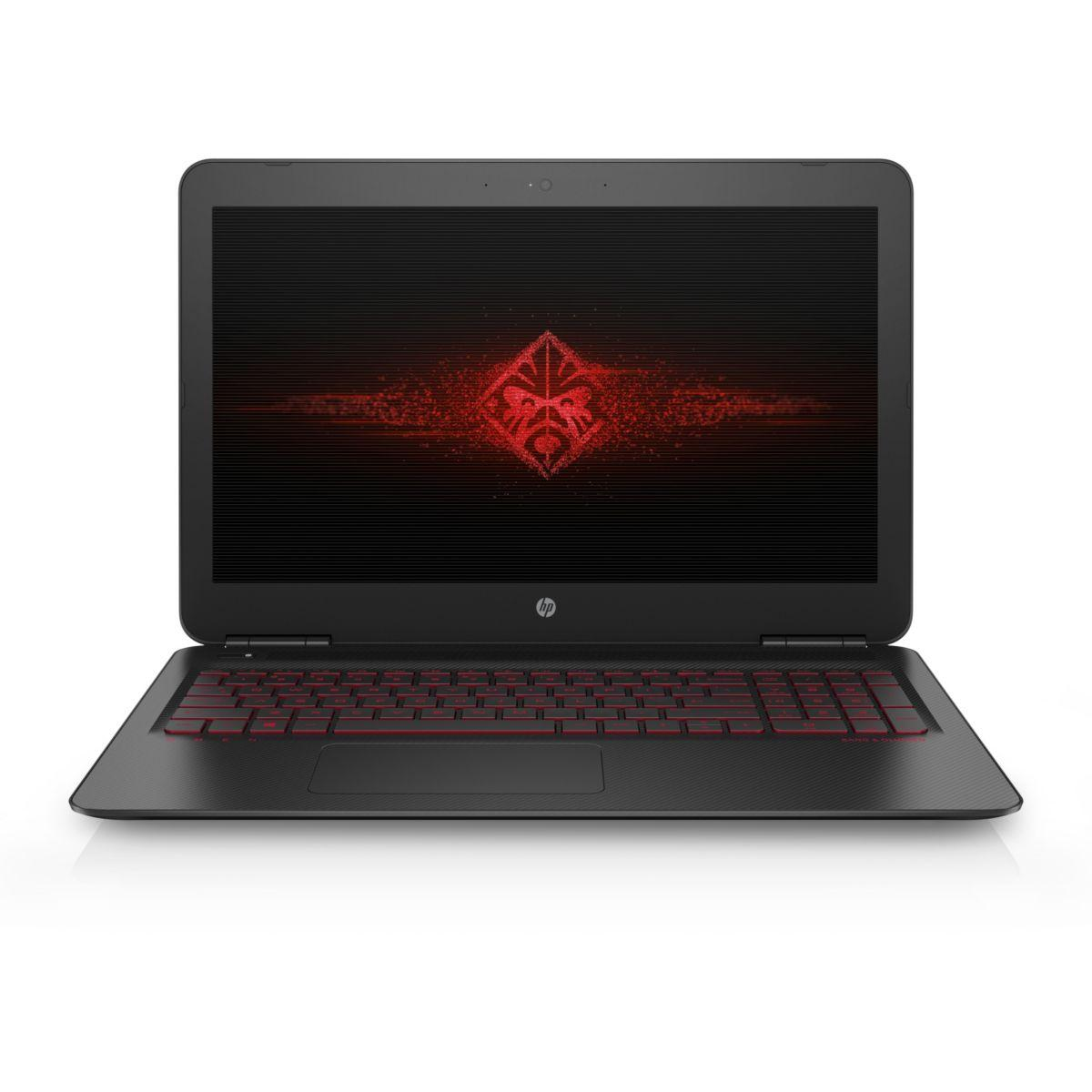 Pc portable gamer hp omen 15-ax004nf (photo)