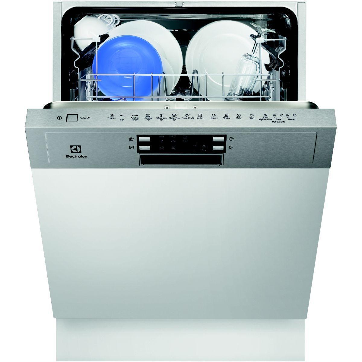 Lave vaisselle encastrable electrolux esi5511lox - 10% de remi...