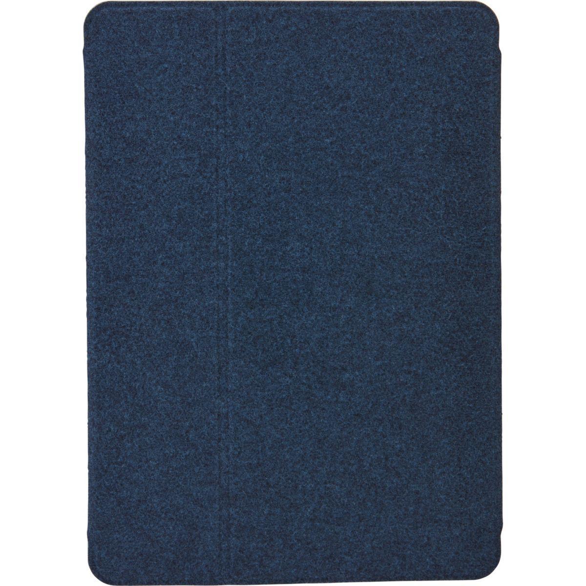Etui tablette caselogic ipad pro 9.7 bleu ultra slim - livraison offerte : code liv (photo)