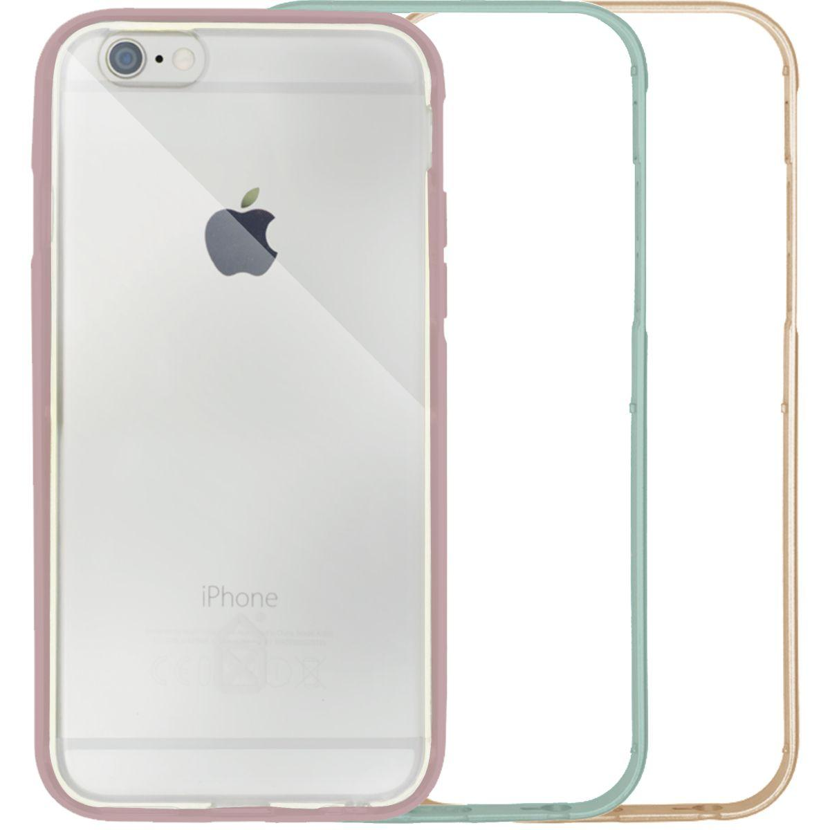 Bumper case scenario 3 en 1 doré iphone 5s/se - 7% de remise immédiate avec le code : multi7 (photo)