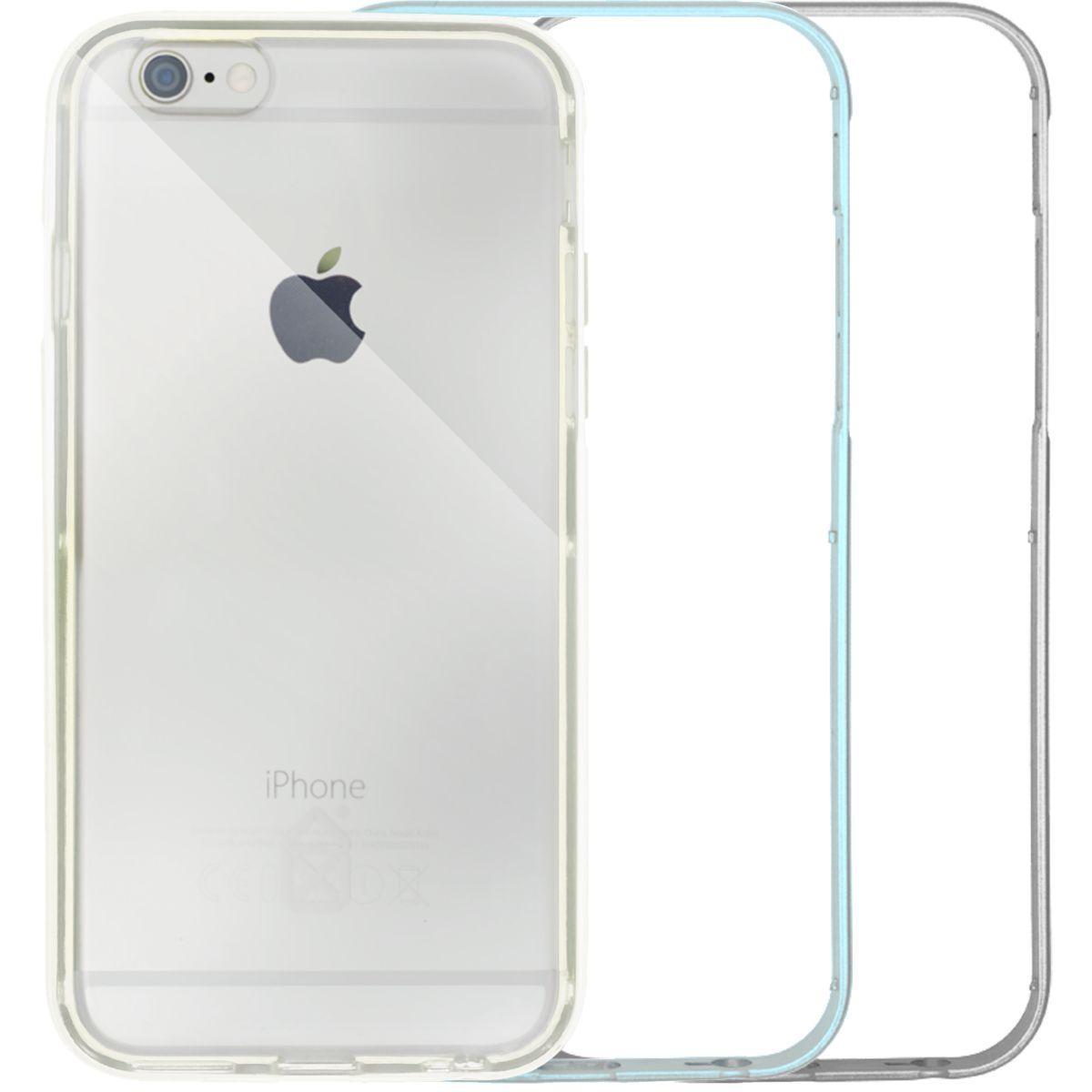 Bumper case scenario 3 en 1 argent iphone 5s/se - 3% de remise immédiate avec le code : multi3 (photo)