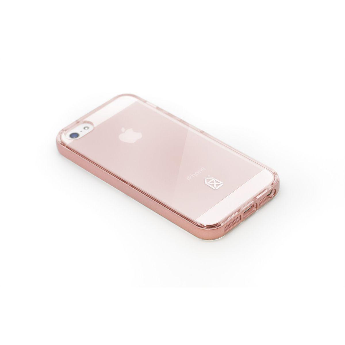 Bumper case scenario 3 en 1 rose gold 5s/se - 3% de remise immédiate avec le code : multi3 (photo)