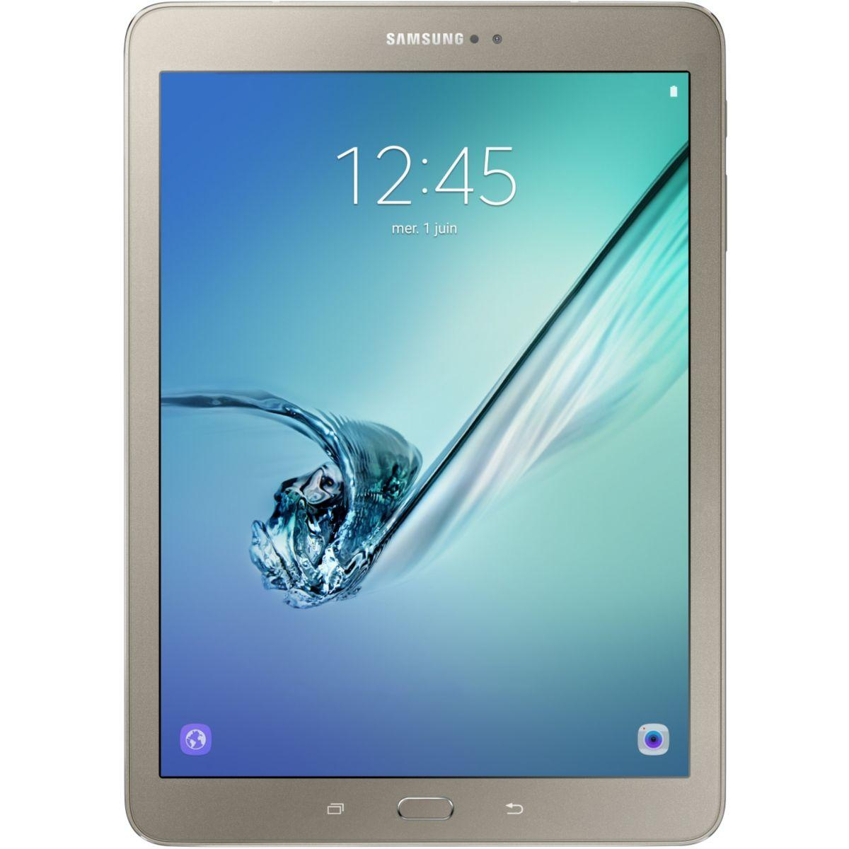 Tablette samsung galaxy tab s2 9.7 ve 32go bronze (photo)