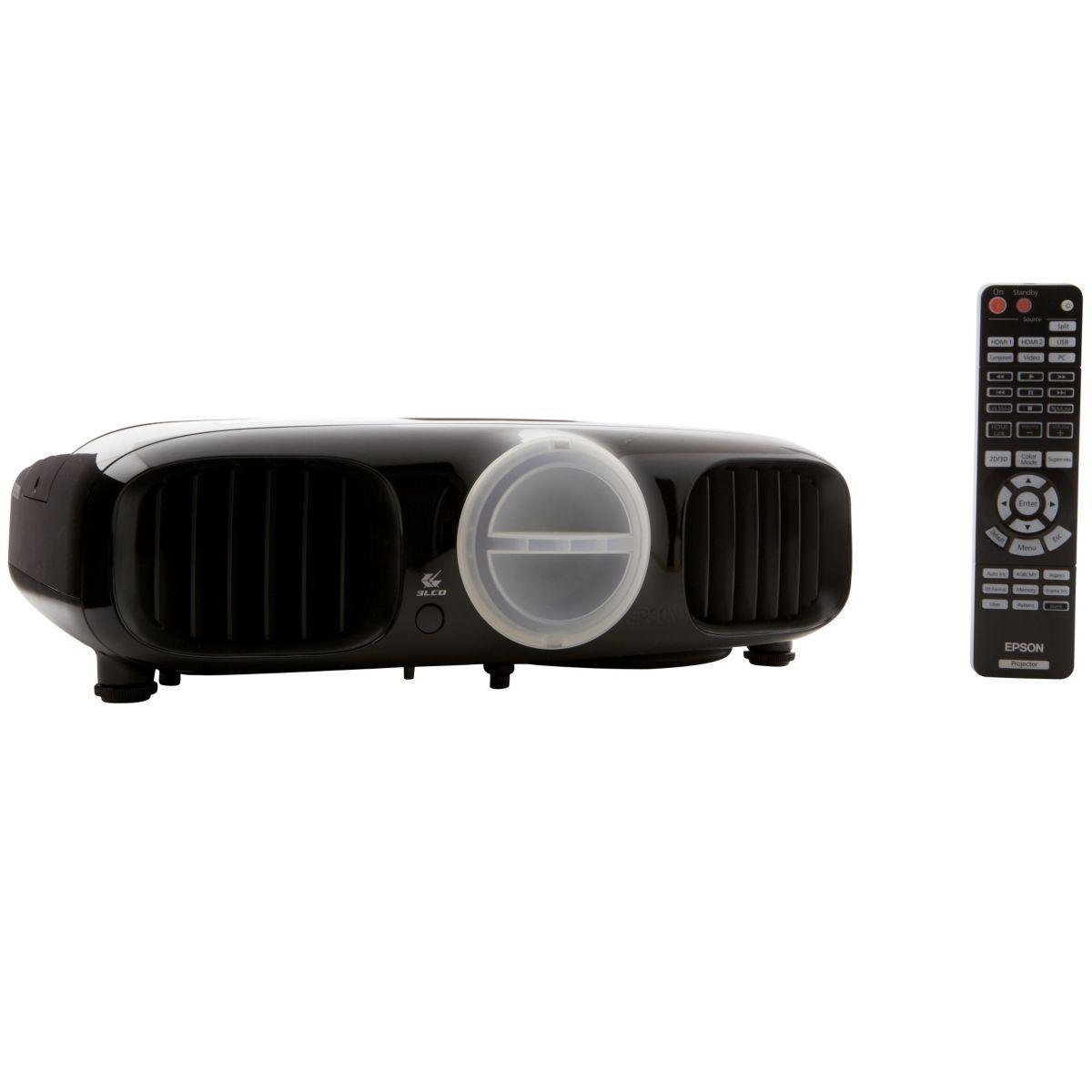 Pack promo vidéoprojecteur professionnel epson eh-tw6100 + ecran de projection oray ecran cadre cineframe 16:9 13 - produit coup de coeur webdistrib.c