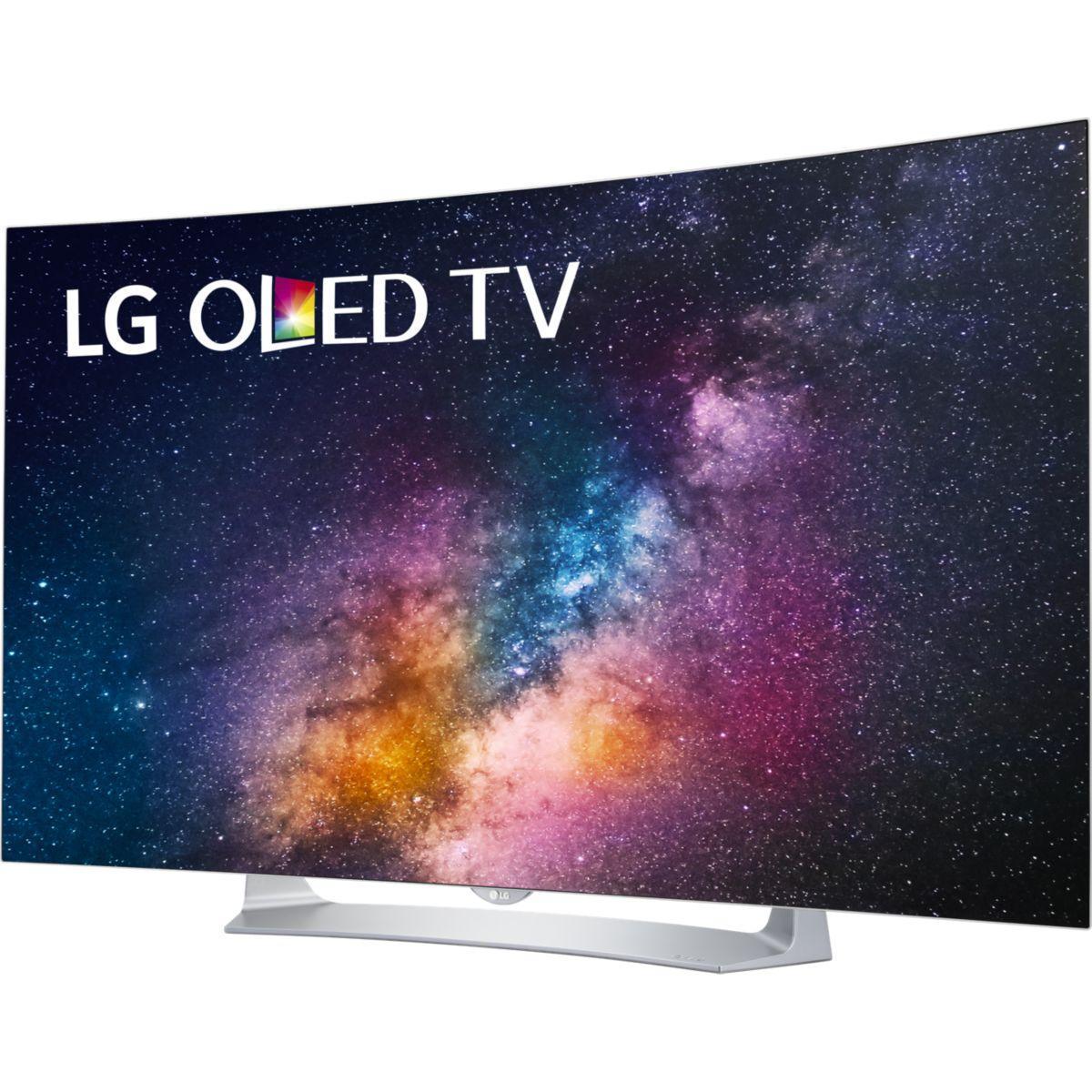 Pack promo tv lg 55eg910v oled incurve + barre de son sonos playbar - livraison offerte : code livtv