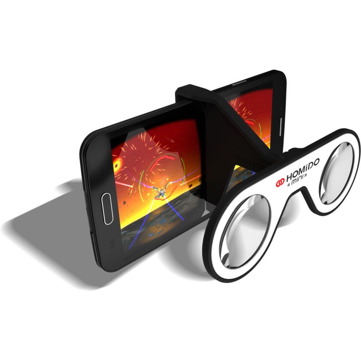 Casque de réalité virtuelle pour smartphone homido mini - 2% de remise immédiate avec le code : cool2 (photo)