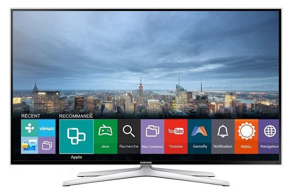 Pack promo tv samsung 55h6400 + meuble sonorus md9340 anthracite-inox-noir - livraison offerte : code livtv
