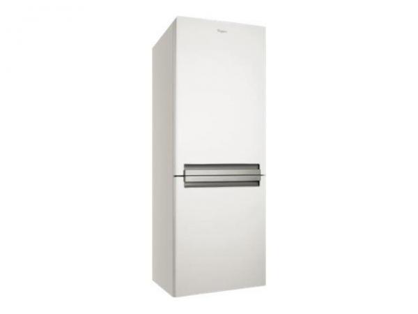 Réfrigérateur congélateur en bas whirlpool btnf5011w - 7% de remise : code gam7 (photo)