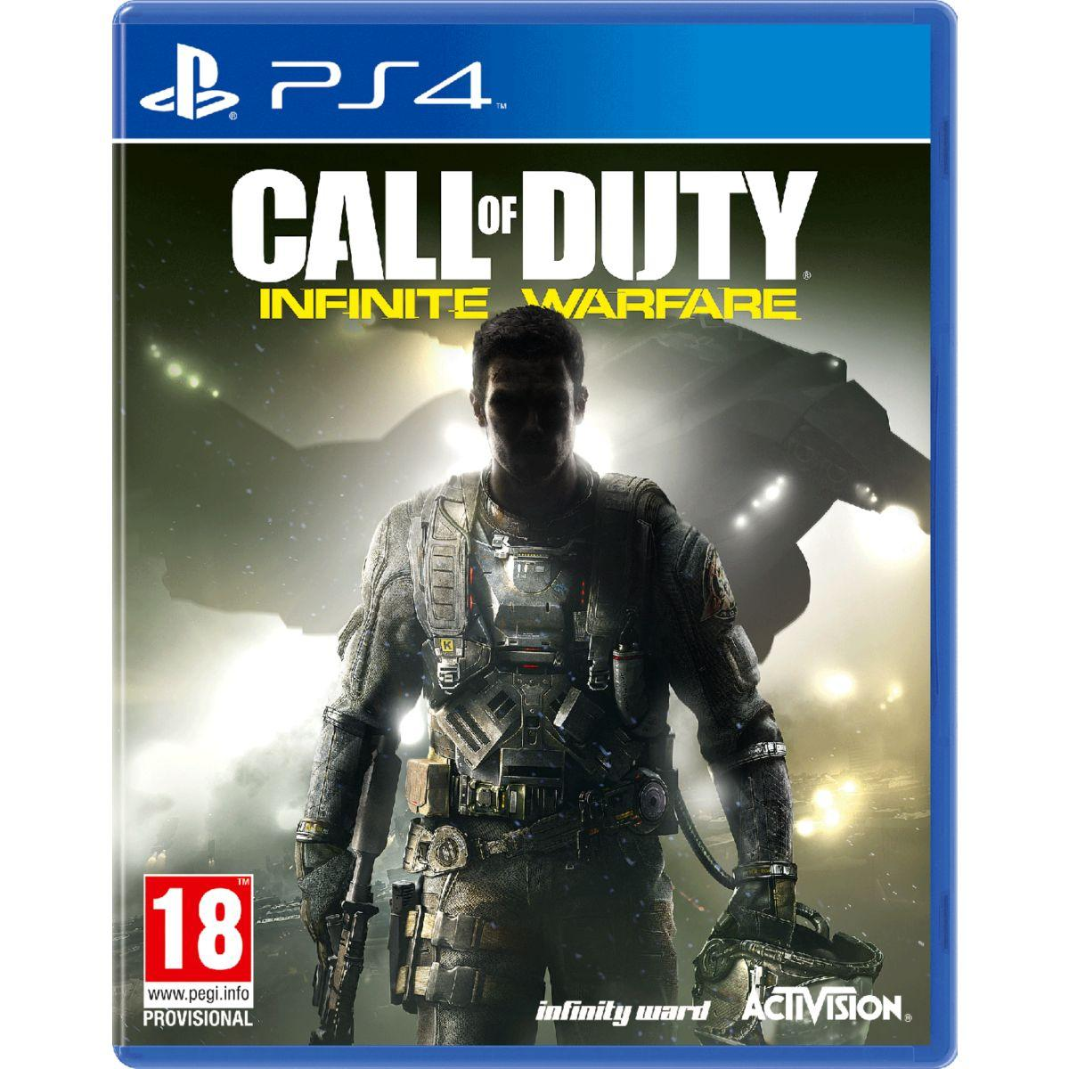 Jeu ps4 activision call of duty infinite warfare - 2% de remise immédiate avec le code : cool2 (photo)
