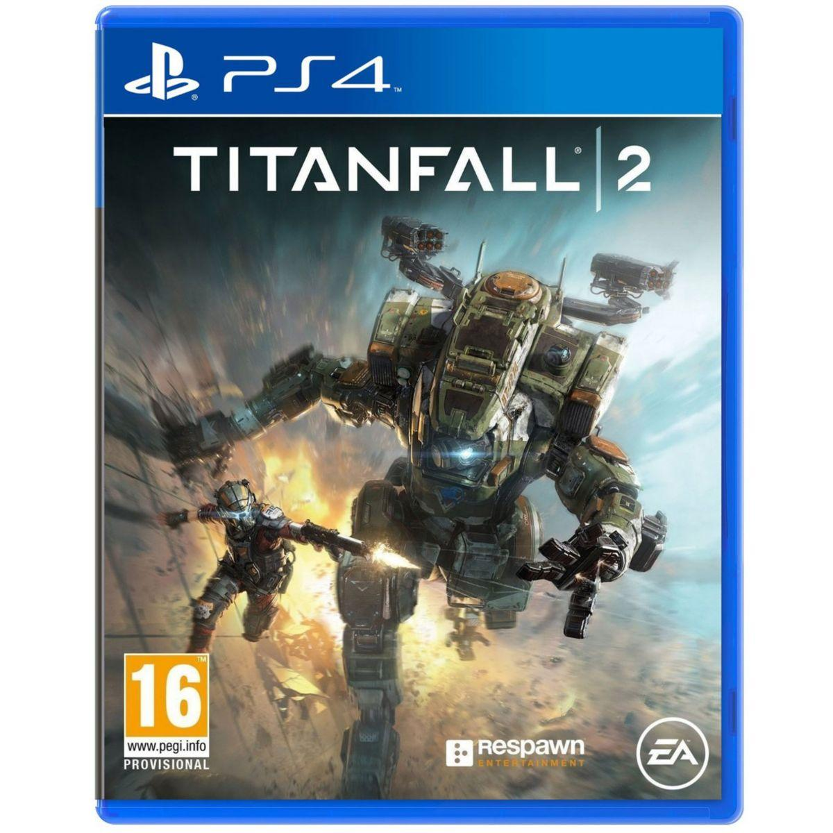 Jeu ps4 electronic arts titanfall 2 (photo)