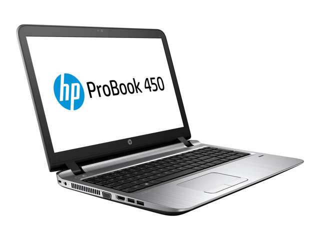 Pc portable hp probook 450 - w4p27et (photo)