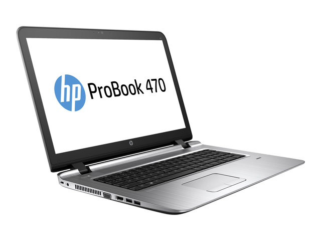 Pc portable hp probook 470 - w4p77et (photo)