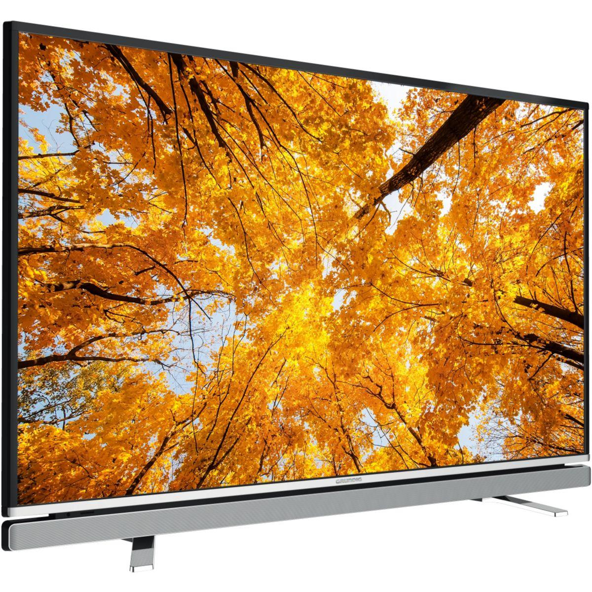 Tv grundig 49vle6621bp 600hz ppr smart tv - 3% de remise immédiate avec le code : multi3 (photo)