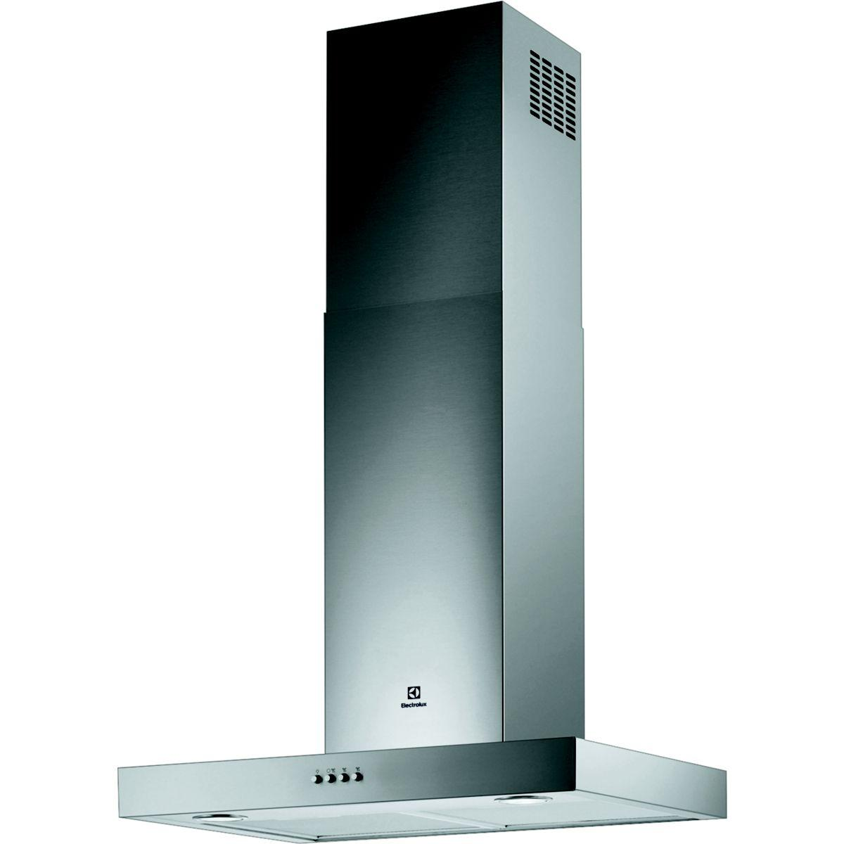 Lectrom nager electrolux efc90462ox hotte box 90cm inox for Hotte decorative murale 90 cm electrolux efc90400x inox