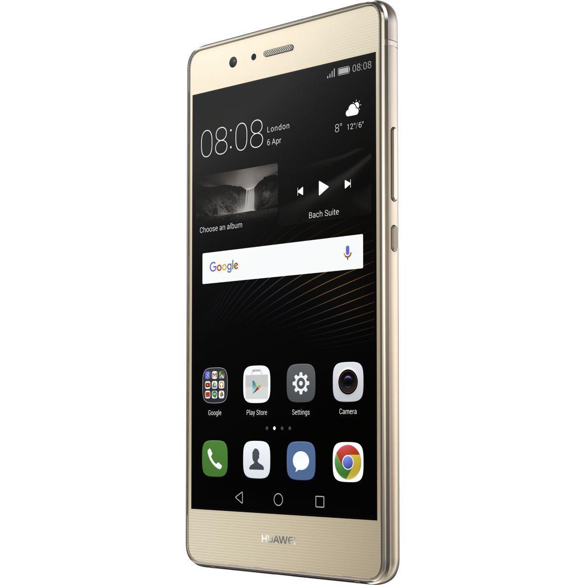 Pack promo smartphone huawei p9 lite or + carte mémoire micro sd samsung 32go evo plus classe 10 + adaptateur - soldes et bonnes affaires à prix imbat