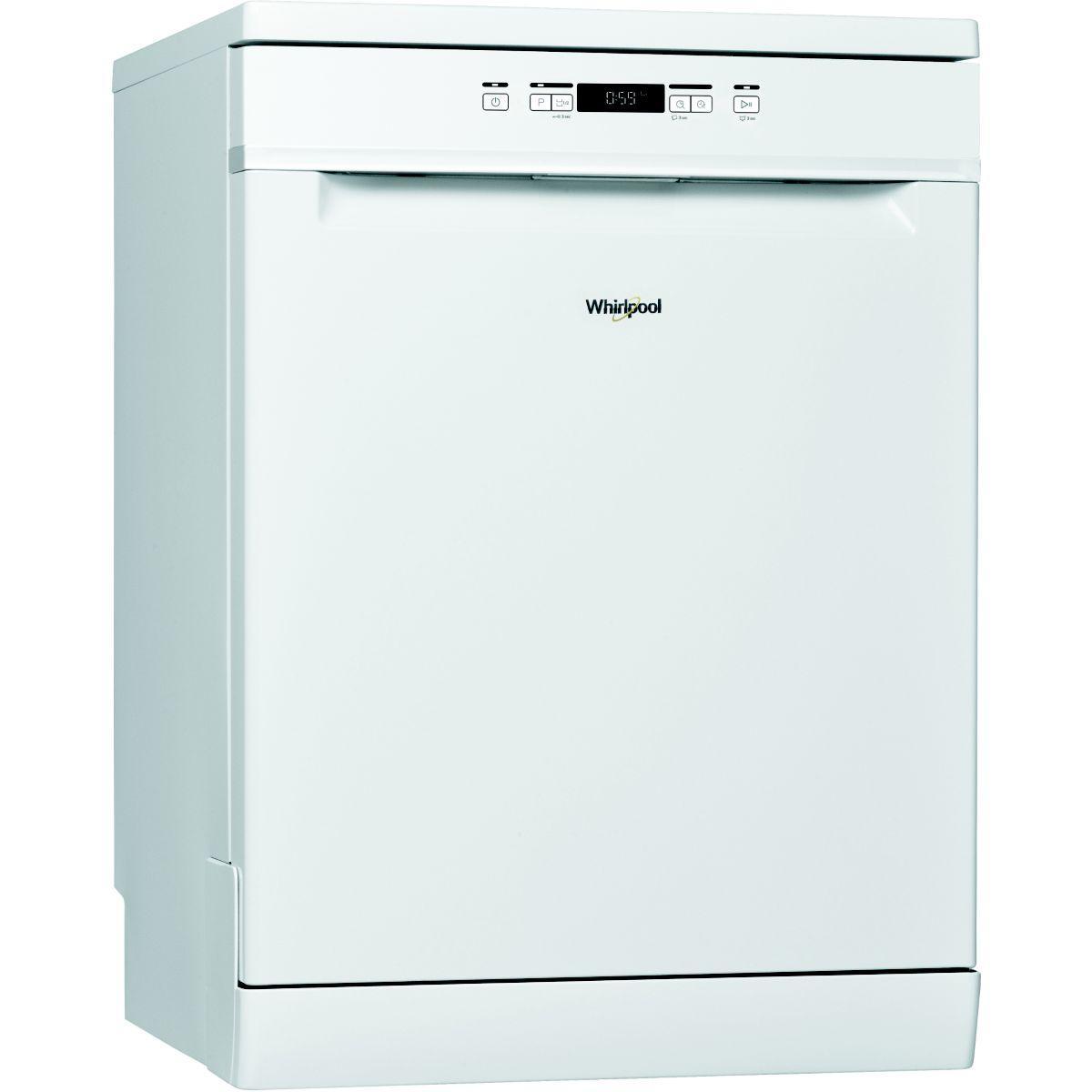 Lave-vaisselle 60cm whirlpool ex wfc 3b18 - 2% de remise immédiate avec le code : cool2 (photo)