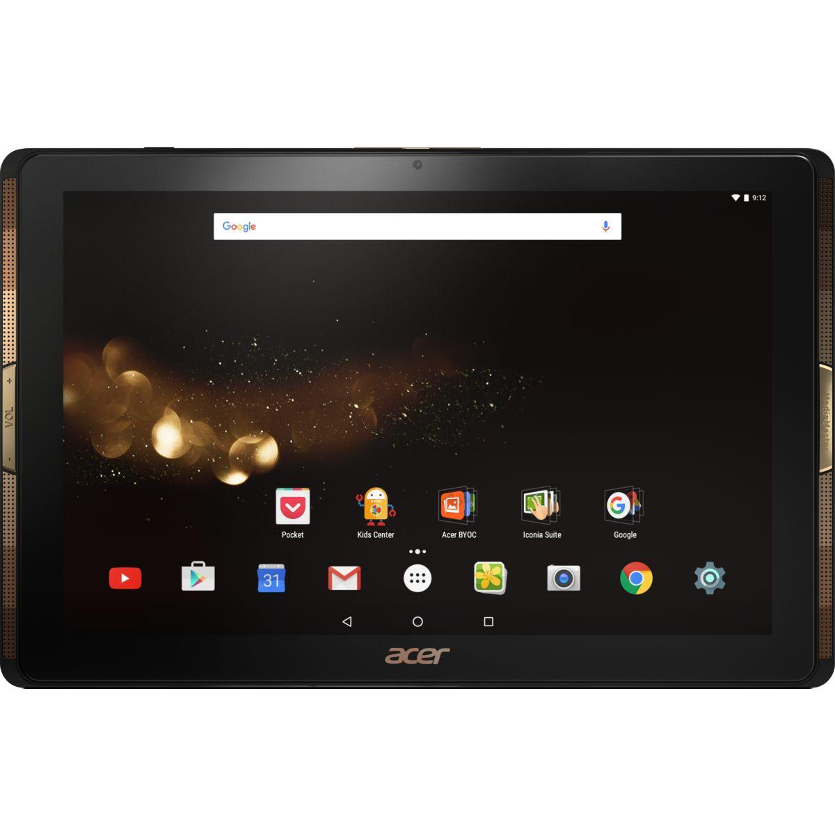 Tablette acer iconia tab a3-a40-5bk32 32go (photo)