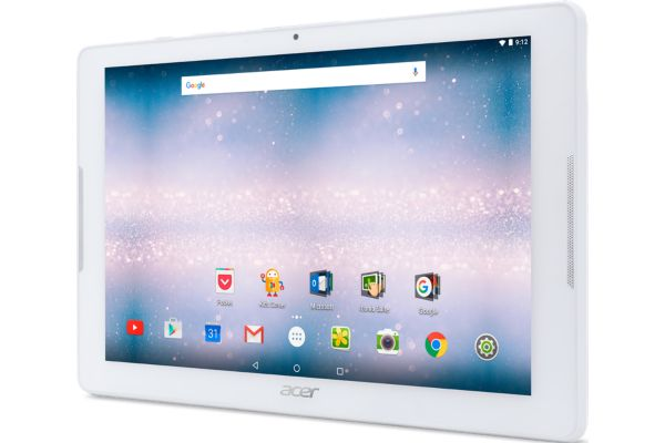 Tablette acer iconia one 10 b3-a30-k296 16go blanc (photo)