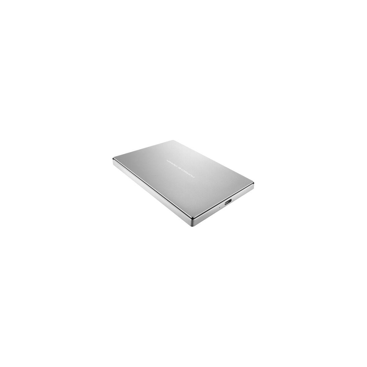 Disque dur externe lacie 2,5 1to porsche design p'9223 usbc (photo)