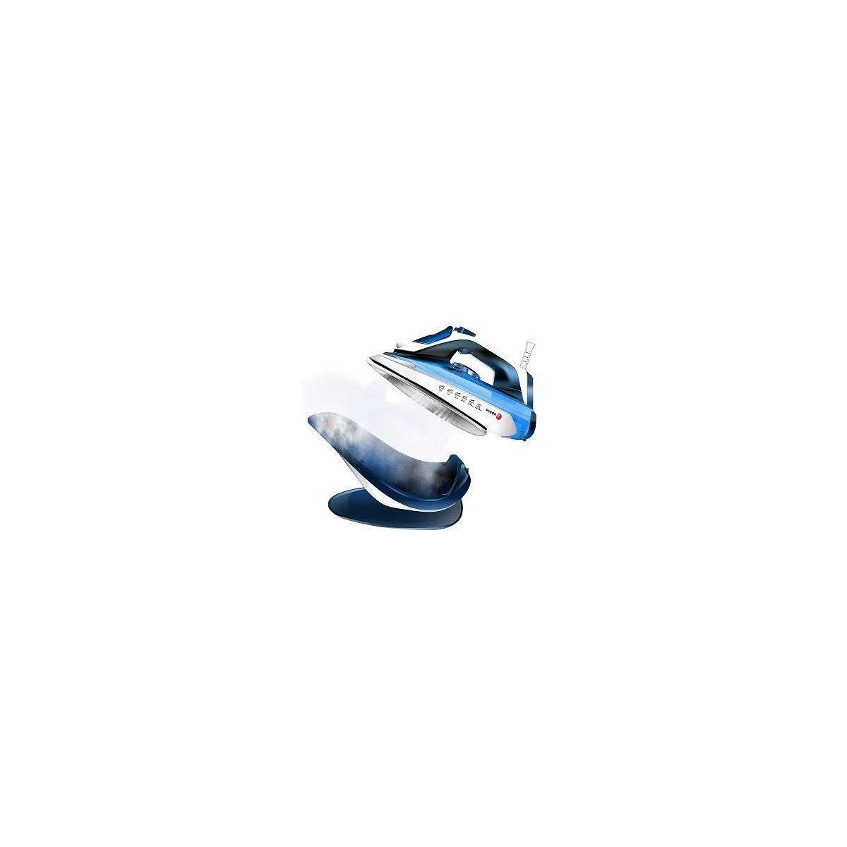 Fer fagor sans fil fg202 bleu
