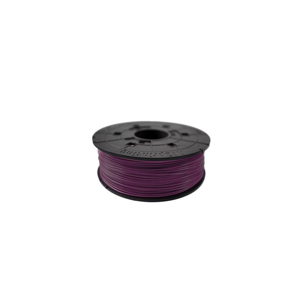 Cartouche xyz printing bobine recharge abs pourpre - 2% de rem...
