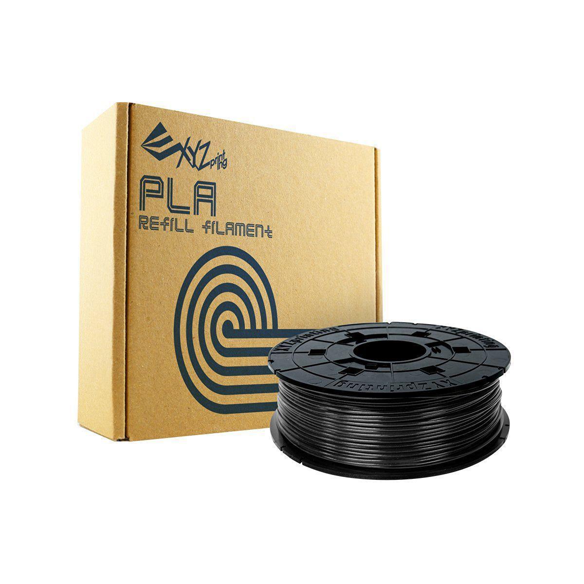 Cartouche xyz printing bobine recharge pla noire - 2% de remis...