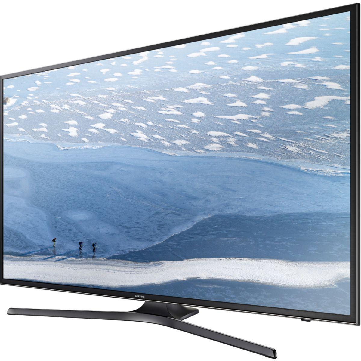 Pack promo tv samsung ue55ku6000 4k hdr 1300 pqi smart tv + barre de son samsung hwj355 - soldes et bonnes affaires à prix imbattables