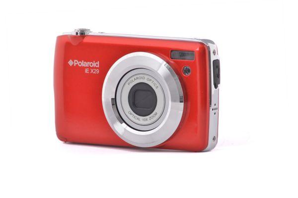 Appareil photo compact polaroid iex29 rouge - 10% de remise imm�diate avec le code : automne10 (photo)