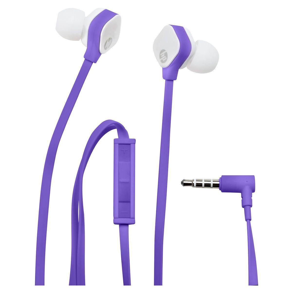 Casque micro hp h2310 violet - 3% de remise immédiate avec le code : multi3