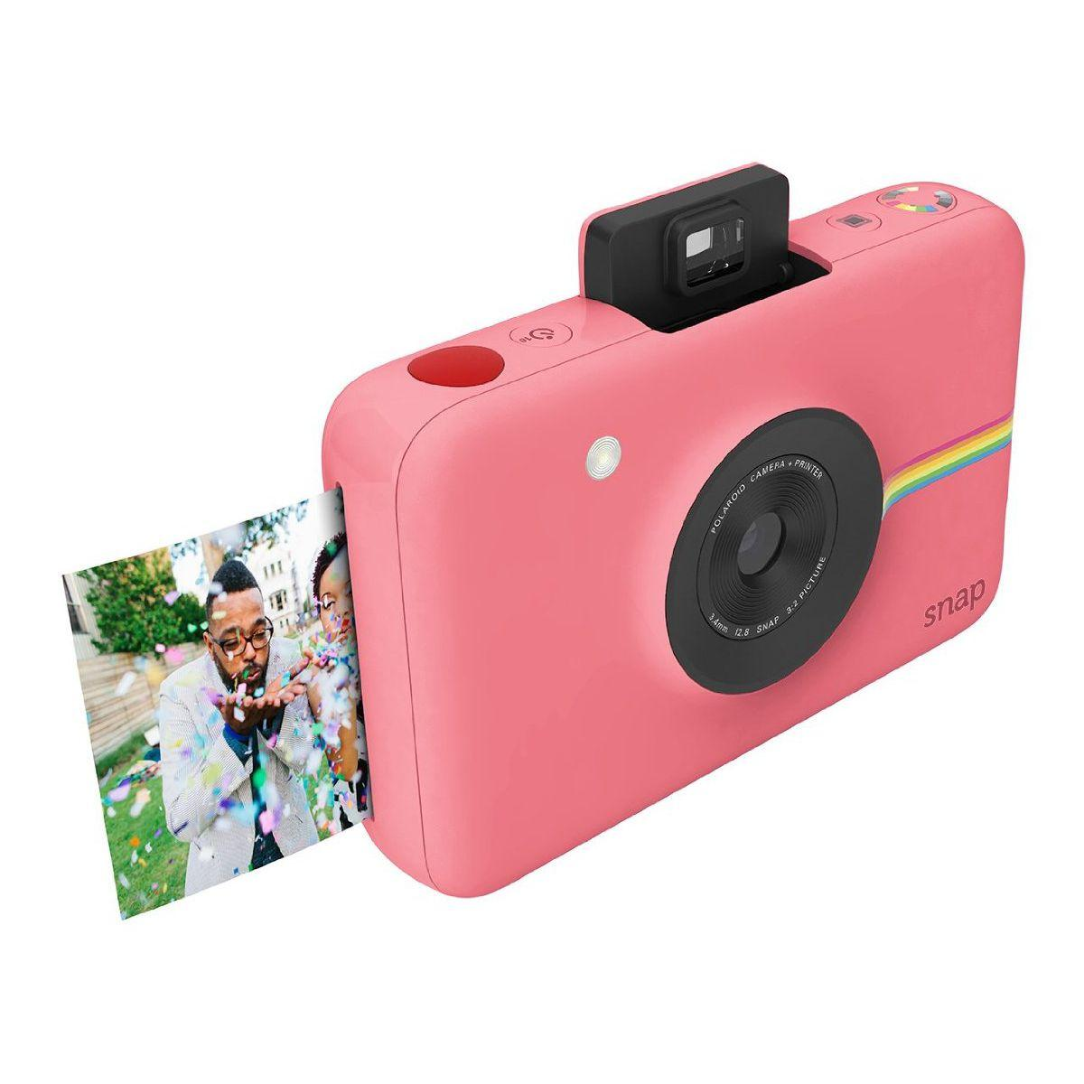 Appareil photo instantan? polaroid snap rose