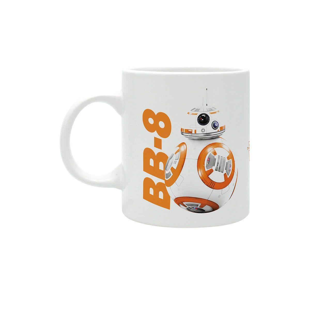 Figurine abystyle mug bb-8 résistance - 3% de remise immédiate avec le code : multi3 (photo)