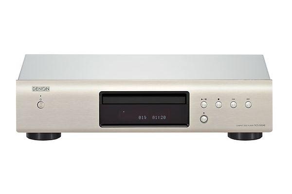 Platine cd denon dcd520 silver - livraison offerte : code livp...